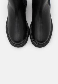 L37 - CITY OF DREAMS - Platform boots - black - 5