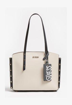 Handbag - mehrfarbig, weiß