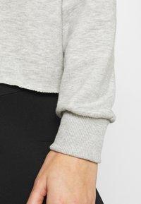 Hey Honey - CROPPED - Sweatshirt - grey - 3