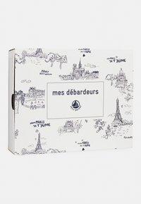 Petit Bateau - PARIS DEBARDEURS 3 PACK - Undershirt - red/blue/dark blue - 4