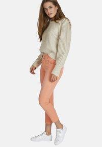 Angels - ORNELLA - Slim fit jeans - orange - 1