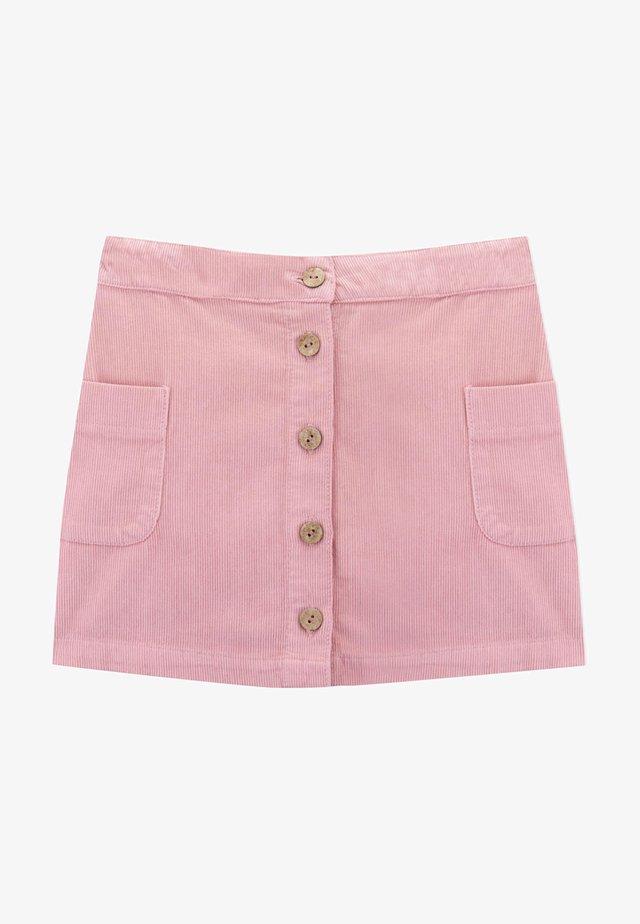 A-lijn rok - pink