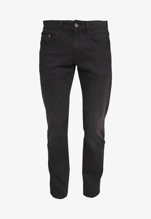MADISON - Slim fit jeans - darkblue denim