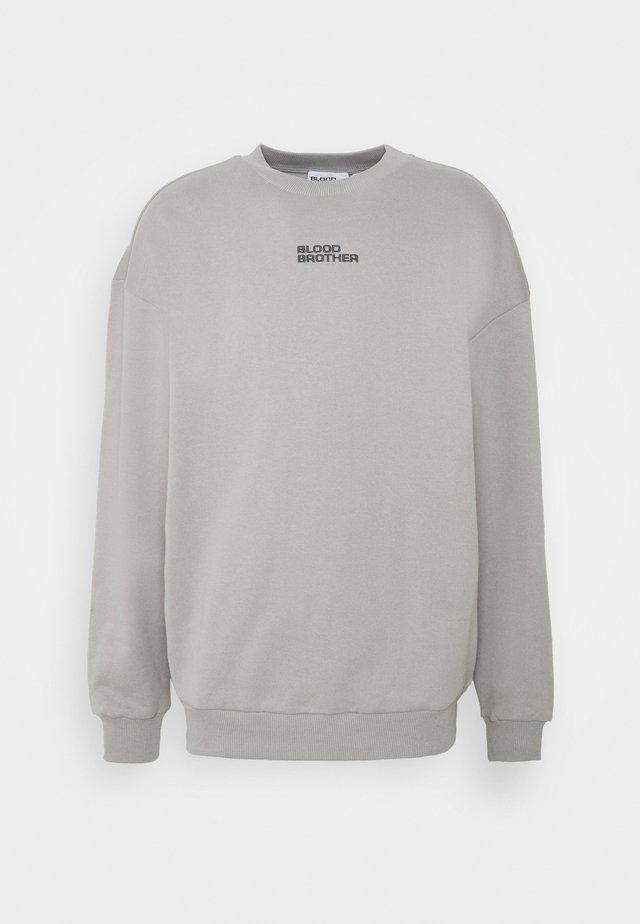 WALL STREET - Sweater - grey web