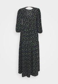 Glamorous Tall - DRESS ROSEBUD FLORAL MAXI - Korte jurk - black - 1