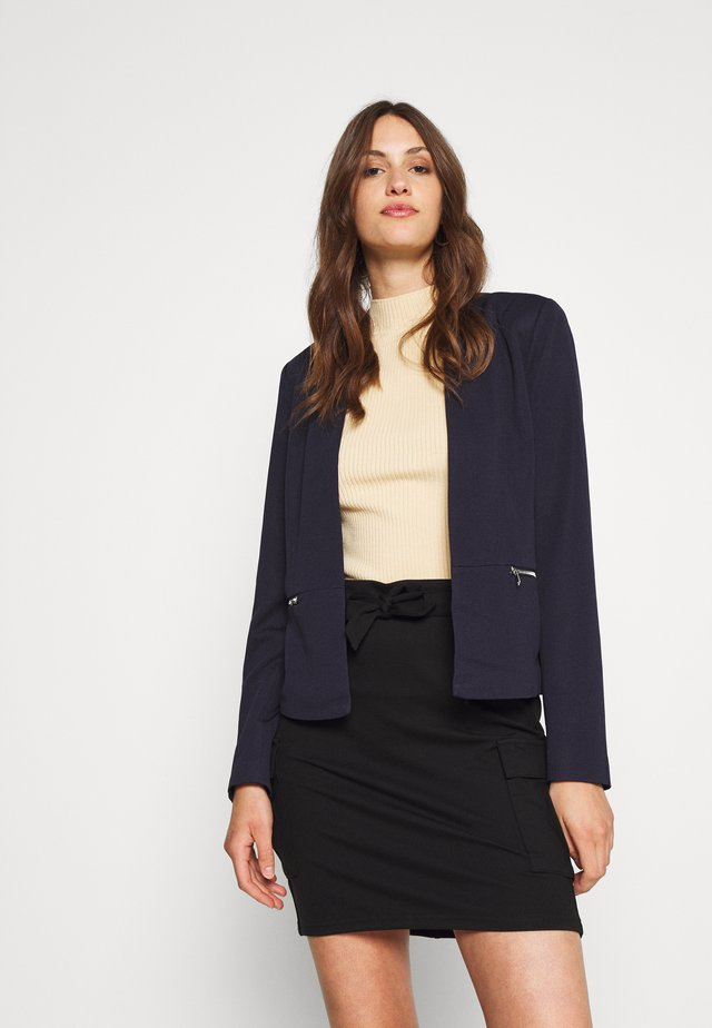 ONLMADDY ANNA LIFE ZIP - Blazer - night sky