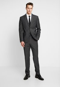 Calvin Klein Tailored - BISTRETCH DOT - Suit - grey - 1