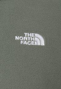 The North Face - MENS GLACIER 1/4 ZIP - Fleece jumper - agave green - 2