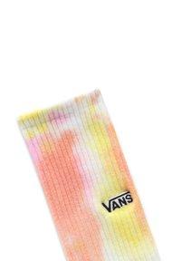 Vans - MN REMINGTON CREW (9.5-13, 1PK) - Socks - high risk red tie dye - 1