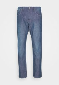 LOIC RELAXED TAPERED - Jeans fuselé - faded navy