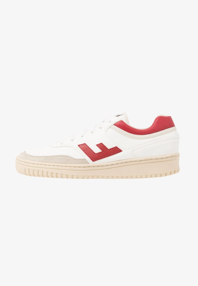 RETRO 90'S - Sneakers laag - white/red