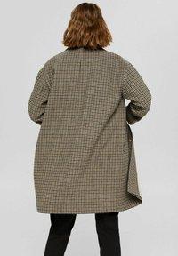 Esprit Collection - Short coat - khaki beige - 2