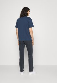 Levi's® - 501® LEVI'S® ORIGINAL FIT - Jean droit - dark indigo worn in - 2