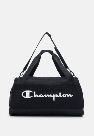 LEGACY MEDIUM DUFFLE - Sportväska - black