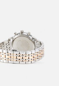 Emporio Armani - Chronograph watch - silver/gold - 1