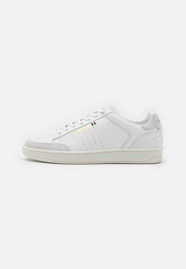 CALTARO UOMO - Zapatillas - bright white