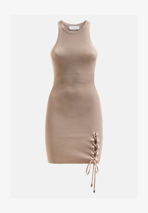 ALEXA TIE  - Sukienka etui - beige