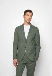 Selected Homme - SLHSLIM  - Traje - shadow - 2
