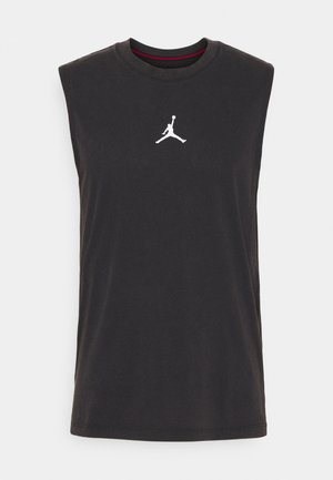DRY AIR - T-shirt sportiva - black/white