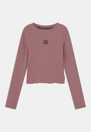 JADE - Langarmshirt - moauve pink