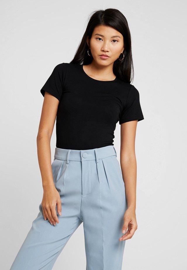 TRUE - T-shirt basique - black