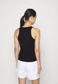 Nike Sportswear - TANK - Top - black/white - 2