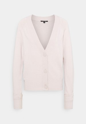 CARDIGAN - Cardigan - powder