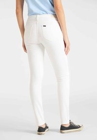 Lee - SCARLETT - Jeansy Skinny Fit - off-whit - 2