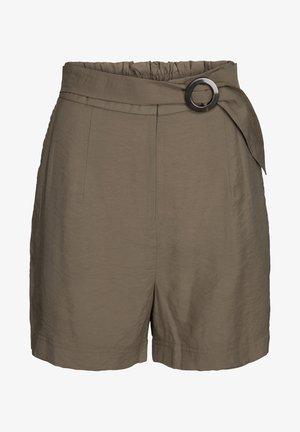 FLAVIA  - Shorts - covert green