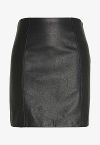 New Look - Áčková sukně - black - 3