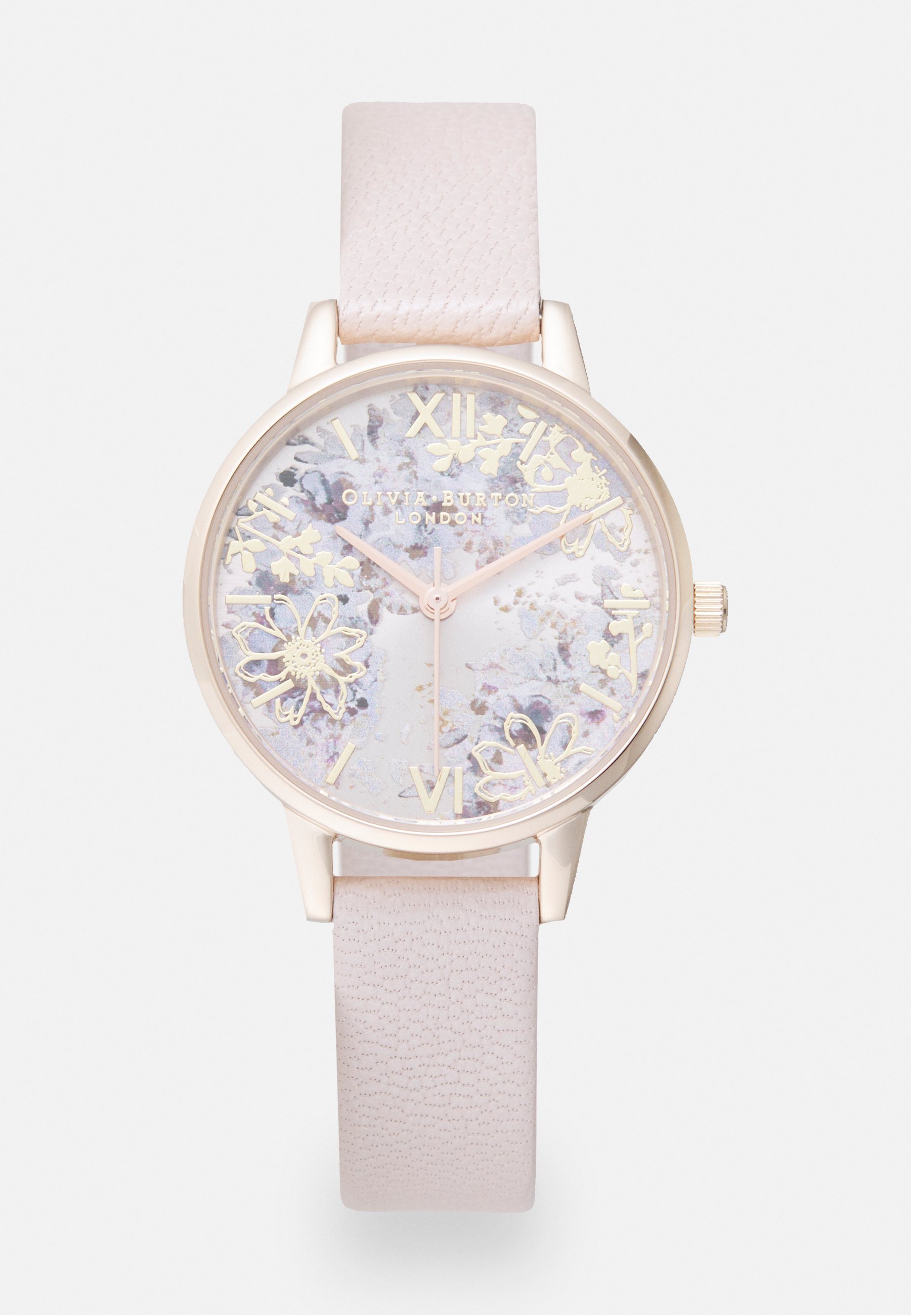 Women ABSTRACT FLORALS - Watch