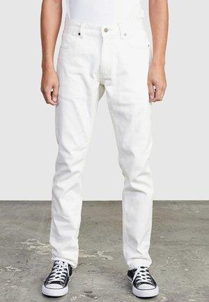 DAGGERS - Jean slim - off white