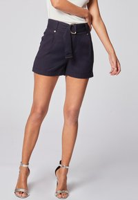 Morgan - Shorts - dark blue - 0