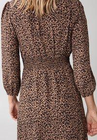 Indiska - ZUDORA - Shirt dress - beige - 4