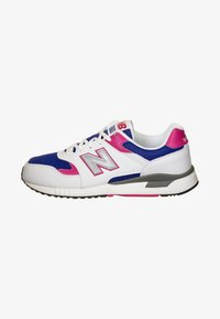 New Balance - Baskets basses - white - 0