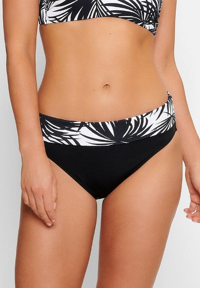 Bas de bikini - black