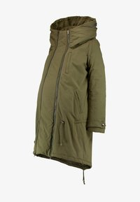 MAMALICIOUS - NEW TIKKA PADDED JACKET - Parka - olive night - 7