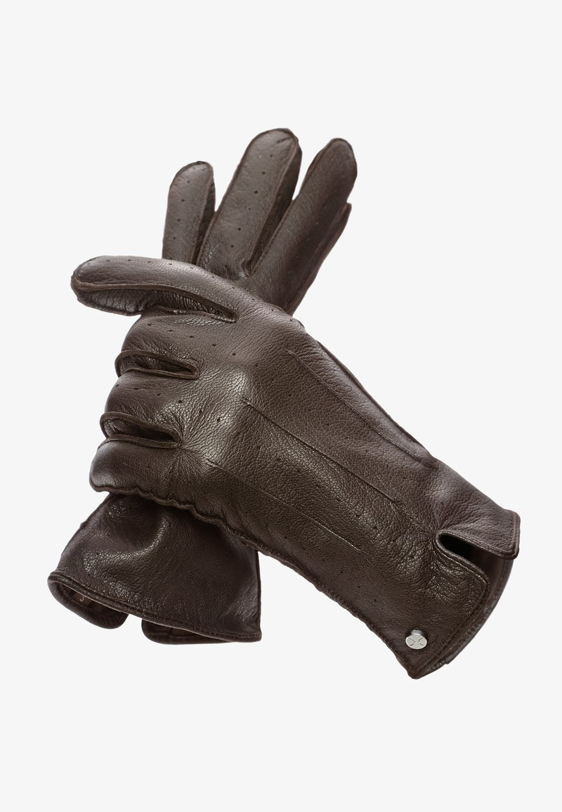 Pearlwood - TRIUMPH - Gloves - brown