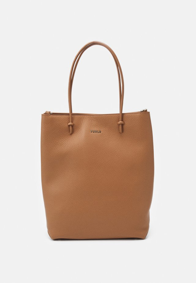 ESSENTIAL TOTE - Handtasche - miele