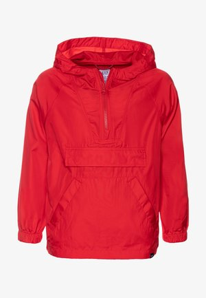 UNISEX  ANORAK - Lehká bunda - pure red