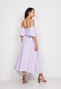 True Violet - Day dress - lilac - 2