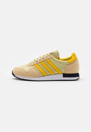 USA 84 UNISEX - Trainers - hazy beige/hazy yellow/halo gold