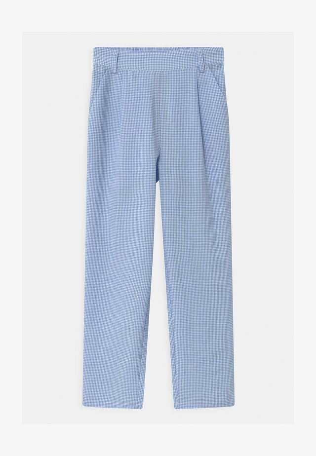 LIV CHECK - Broek - light blue