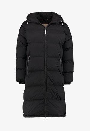 ART LONG - Płaszcz zimowy - black