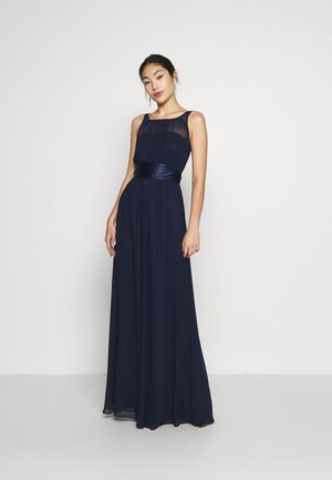 NATALIE MAXI DRESS - Vestido de fiesta - navy