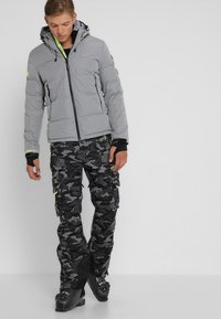 Superdry - SNOW SHADOW  - Skidjacka - carbomised grey - 1