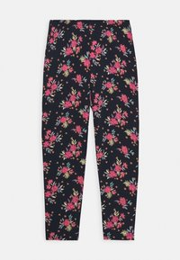 GAP - GIRL CROP - Leggings - Trousers - navy - 0