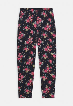 GIRL CROP - Leggings - Trousers - navy