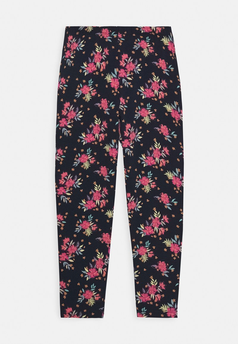 GAP - GIRL CROP - Leggings - Trousers - navy