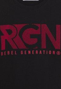 Re-Gen - Long sleeved top - black - 3